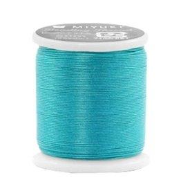 Miyukidraad  azuurblauw (50m)