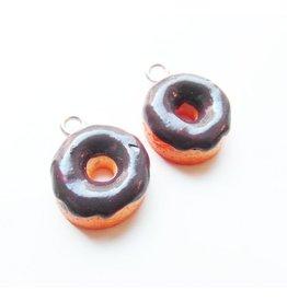 Mini donut lichtbruin (1x)