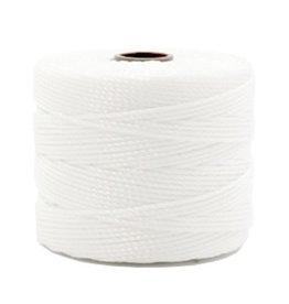 Nylon S-londraad 0,6 mm wit  (10 of 70 m)