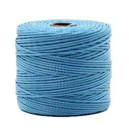 Nylon S-londraad 0,6 mm hemelsblauw (10m)