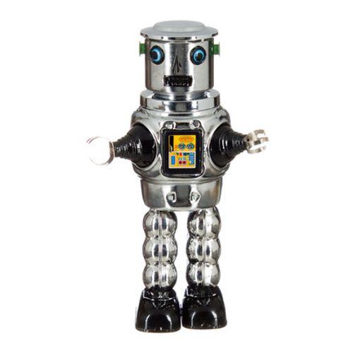 Mechato Vintage Robot zilver
