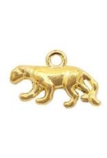Bedel gouden panter