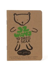 Wee Gallery 32 ways to dress a bear
