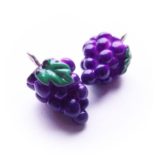 Bedel blauwe druiven (1x)