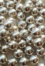 Sterling zilveren belletje 8 mm (1x)