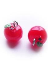 Bedel appeltje rood