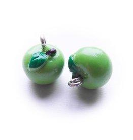 Bedel appeltje groen (2x)