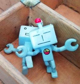 Bedel grijze robot (1x)