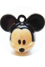 Mickey Mouse belletje (1x)