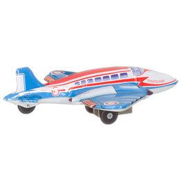 Mechato Vliegtuig van blik