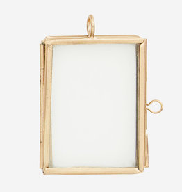 Madame Stoltz Mini wissellijst brass/goud