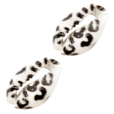 Kauri  special luipaard zwart wit(1x)