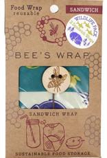 Bee's wrap Bee's wrap - sandwichwrap  wildlife (2x)