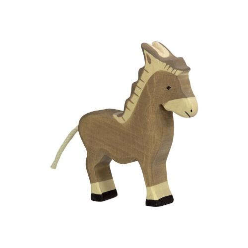 Holztiger Houten ezel staand
