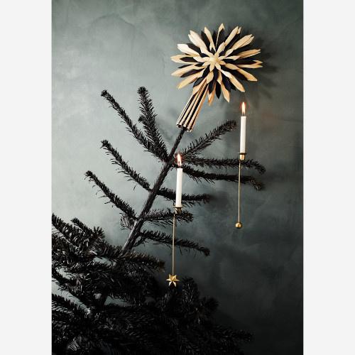 Madame Stoltz Kerstboom kaarshouders
