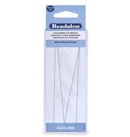 Beadalon flexibele rijgnaalden 12.7 cm (4x)