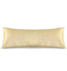 Armband display kussentje zijdelook goud