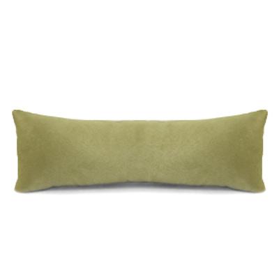 Armband display kussentje fluweel olijfgroen