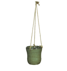 Hangpot groen (div maten)