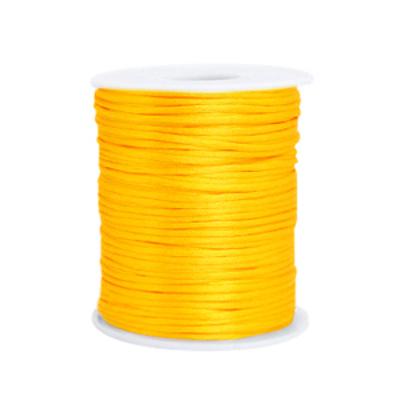 Satijndraad geel 1,5 mm (5mm)