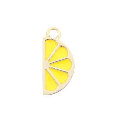 Bedel bq metaal citroen goud (1x)