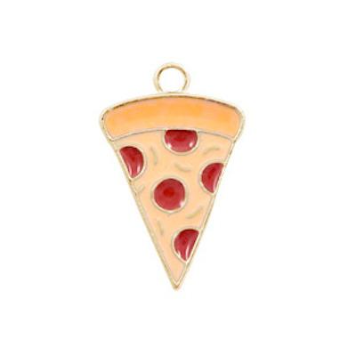 Bedel bq metaal pizzapunt goud (1x)