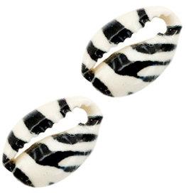 Kauri  special tijger zwart wit (1x)
