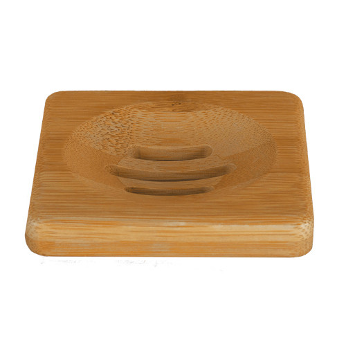HappySoaps Bamboe zeephouder klein