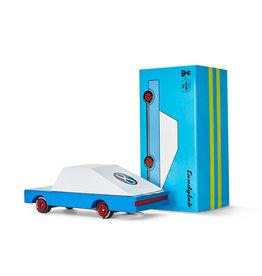Candylabs Houten auto blauw