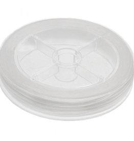 Transparant elastiek (div maten)