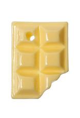 Bedel chocolade geel (1x)