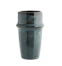 Madame Stoltz Mok aardewerk grijsblauw