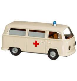 Volkswagenbusje ambulance