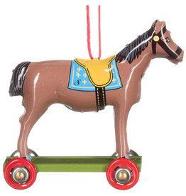 Penny Toy paardje bruin