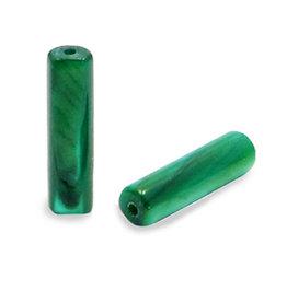 Schelpkraal tube groen (5x)