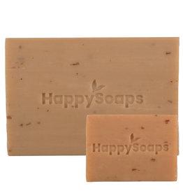 HappySoaps Handzeep Sandelwood & ceder