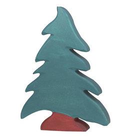 Holztiger Houten naaldboom