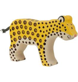 Holztiger Houten luipaard