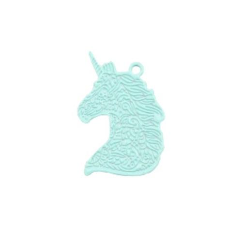 Bedel filigraan eenhoorn mint (1x)