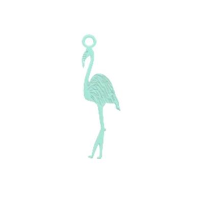 Bedel filigraan flamingo mint