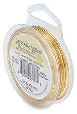 Artistic wire resistant brass 0.64 mm