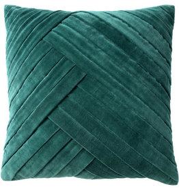 Kussen Gidi groen 45 cm