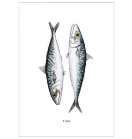 Meesie & Bintje Kaart vissen