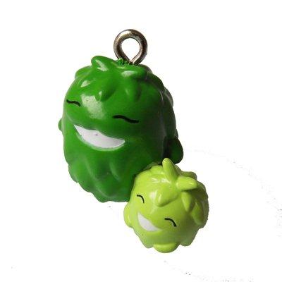 Bedel kleine groene monsters (1x)