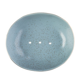 Tranquillo Zeepschaaltje grijsblauw