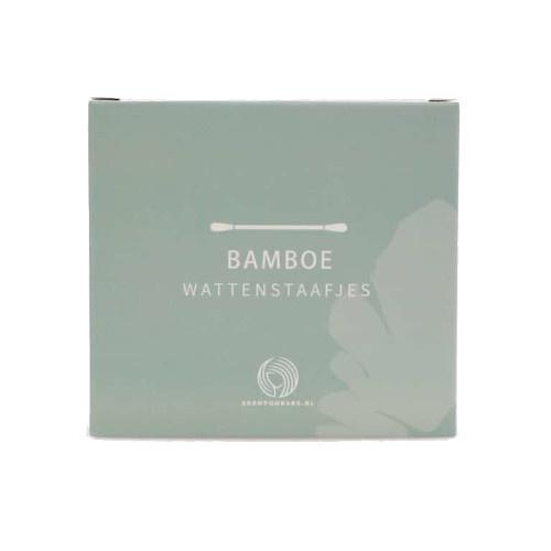 Shampoobars Bamboe wattenstaafjes