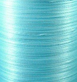 Satijnlint aquablauw 3 mm (10m)