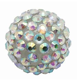 Resinkraal kristal ab 20 mm (1x)