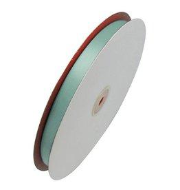 Satijnlint mintgroen 10 mm (3m)