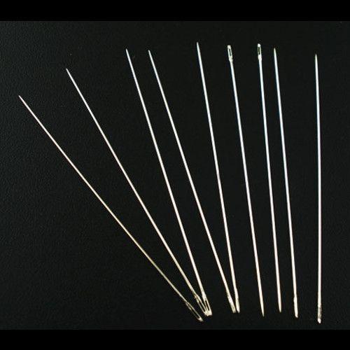 Metalen rijgnaald 0.45 x 55 mm (3x)
